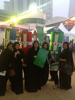 MEFCC Castle Crashers