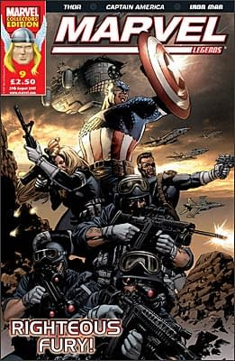 Marvel To Change The Face Of Newsstand Comics