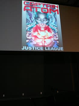 Live From The DC New 52 Panel… Updating