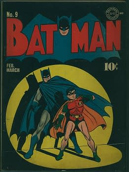 Golden Age Batman And Detective Comics Collection Surfaces In Ohio