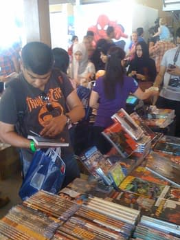 The Middle East Comic Con In Dubai – A Report For Bleeding Cool