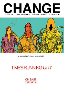 Sunday Review: Change #1