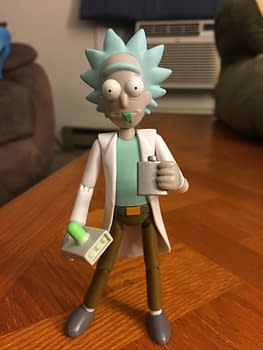 Funko's New Rick And Morty Figures Get Schwifty