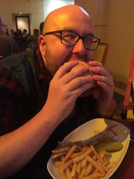 Nerd Food: Drax The Destroyer Burger Wrecks The Competition