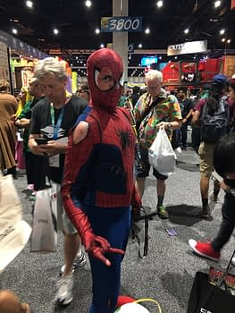 The Impeccable Cosplay Highlights From The Second Day Of SDCC