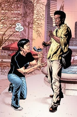 The Gay Marriage Proposal Page From Astonishing X-Men Hits eBay