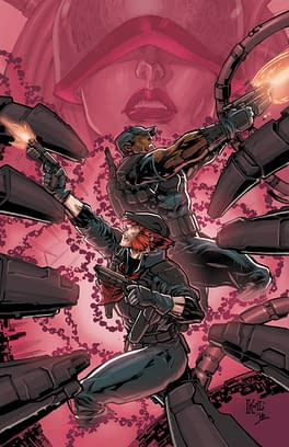 Blackhawks Has Its Third Solicited Artist In Three Issues – But He Won't Be Drawing It