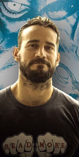 Marvel To Announce A CM Punk Comic On Sunday &#8211 Could It Be Punisher