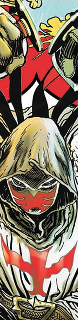 NYCC 15: Has Azrael Already Re-Appeared In Midnighter