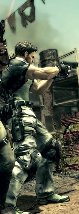 Resident Evil 5 Is Coming To The Current Generation Next Month