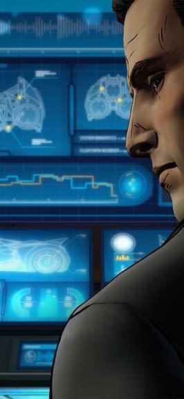Batman: A Telltale Series Gets First Screenshots And A Cast