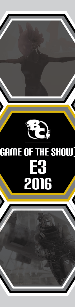 Bleeding Cools E3 2016 Game Of The Show Nominations And Winner