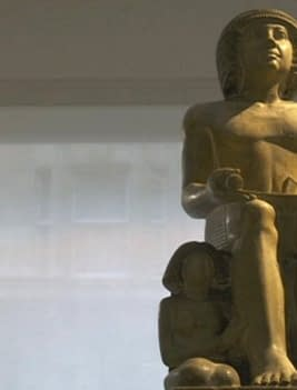 Alan Moore Speaks Out In Favour Of Saving The 4500 Year Old Egyptian Writer Sekhemka (UPDATE)