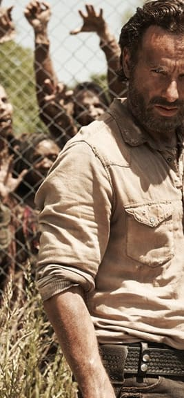 Win A Zombie Experience For The Walking Dead As Season 5B Comes To The UK (UPDATE)