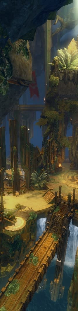 E3: Guild Wars 2: Heart of Thorns Wants To Make Your Guild Matter
