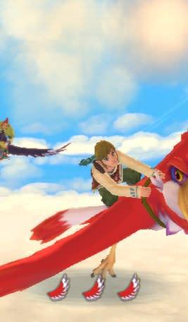 The Legend of Zelda: Skyward Sword Is Out Digitally On Wii U Today