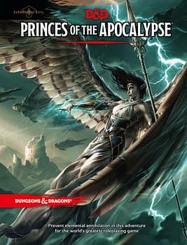 Princes of the Apocalype - Cover Image