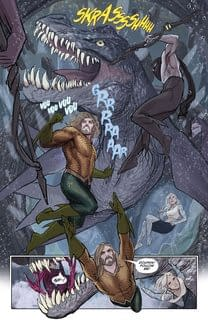 Aquaman #27 Review: Krush's Eye Stalks Are Straight-Up Creepy