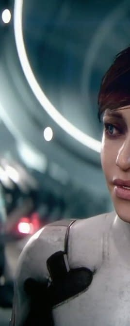 Mass Effect: Andromedas Protagonist Gets A Name