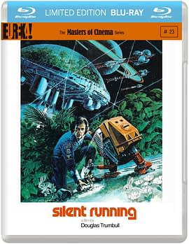 Masters of Cinema Monthly December 2011 – Silent Running and Touch of Evil