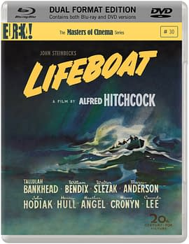 Masters of Cinema Monthly April 2012 – Lifeboat, Pasolini, Lubitsch and The Birth of a Nation