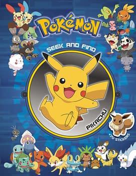 Pokemon Activity Book, New Series Takane & Hana: VIZ Media February 2018 Solicits