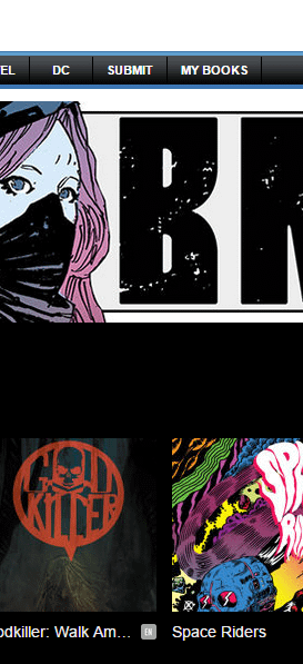 Black Mask Jumps On ComiXology And Kindle