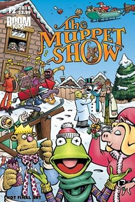 Roger Langridge's Unseen Muppet Shows To Finally See Print In July