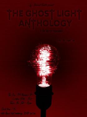 Castle Talk: Jordi O'Dael, Aberrant Theatre Co-Founder on The Ghost Light Anthology