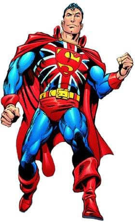 Why Are All The Superheroes British?