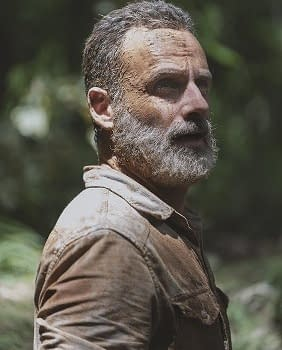 The Walking Dead: AMC Continuing Rick Grimes Story in Original Film Series Gimple Comments (UPDATE)