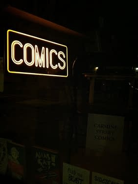 Carmine St. Shop Lights