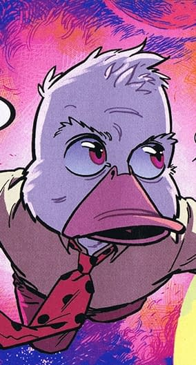 Mark Waid Restores Steve Gerbers Origin For Howard The Duck To The Marvel Universe