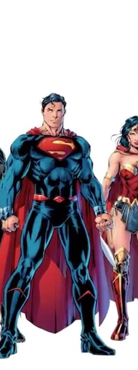 DC Rebirth To Have A Two Year Story Arc Across All Titles (Dan DiDio Update)
