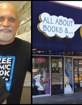 Mom And Pop Move Their Comic Shop