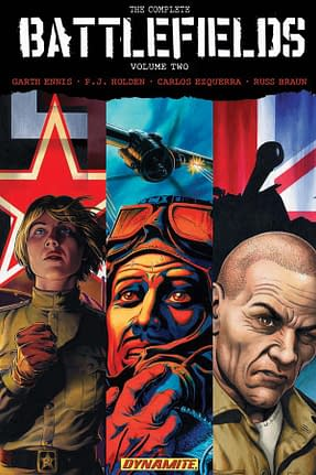 The Boys And Battlefield – Covering Garth Ennis In February