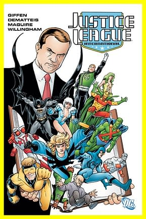 The New Justice League International
