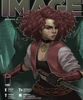 Roc Upchurch Returns to Image Comics With Lucy Claire &#8211 Redemption