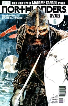 DC Cancellations: Northlanders [UPDATED With Additional Info From Brian Wood]