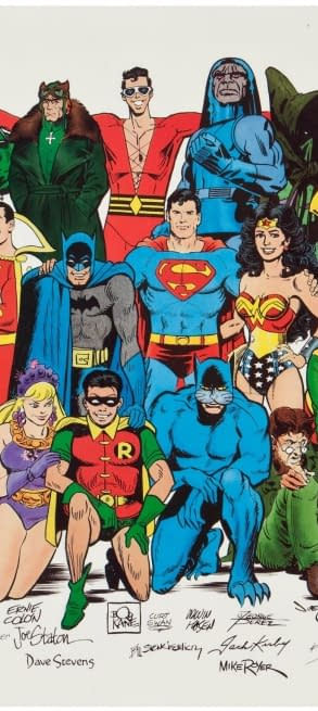 And Finally&#8230 The History Of The DC Universe As It Was