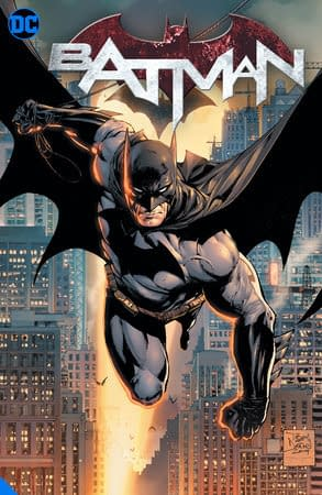 Warren Ellis and Bryan Hitch's The Batman's Grave To Be Collected, Done-In-One Hardcover