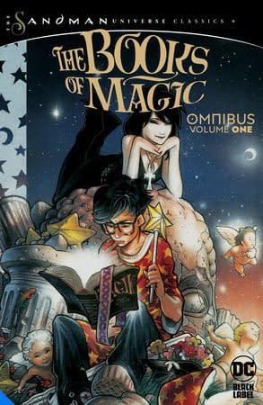 DC, 2020 Books Of Magic #16 Sandman Universe NM
