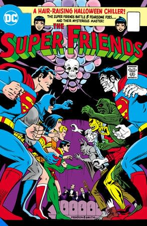 Superfriends Book 2, one of many DC Big Books in 2020 and 2021