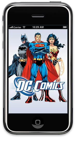DC And Comixology – Q&A With San Diego Comic Con Video