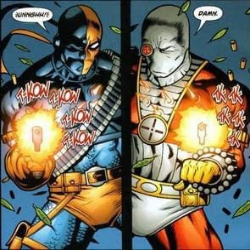 DCs Deadshot Vs Deathstroke Should Be A Series