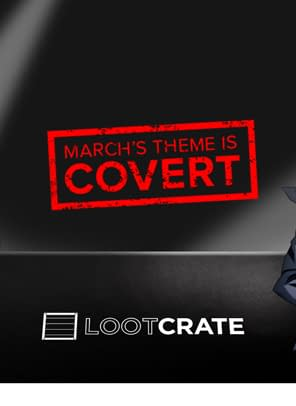 Orphan Black and Agents Of SHIELD For Marchs Loot Crate (UPDATE)