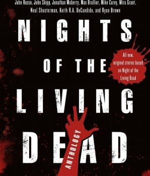 Castle Talk: Jonathan Maberry Brings You Nights Of The Living Dead