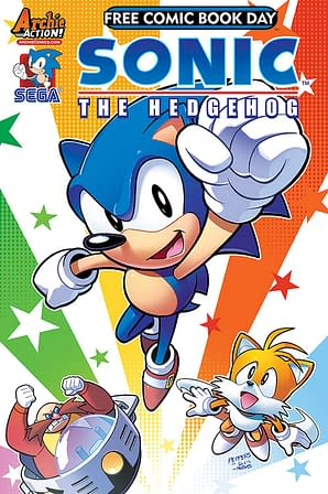 Is Archie Comics Dropping Sonic The Hedgehog?