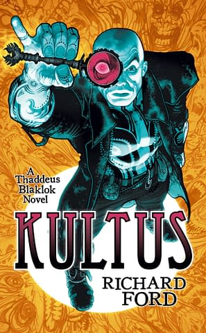Frazer Irving's Cover For Kultus