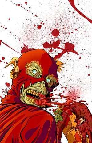 DC Through The Eyes Of A Marvel Zombie: Week Two